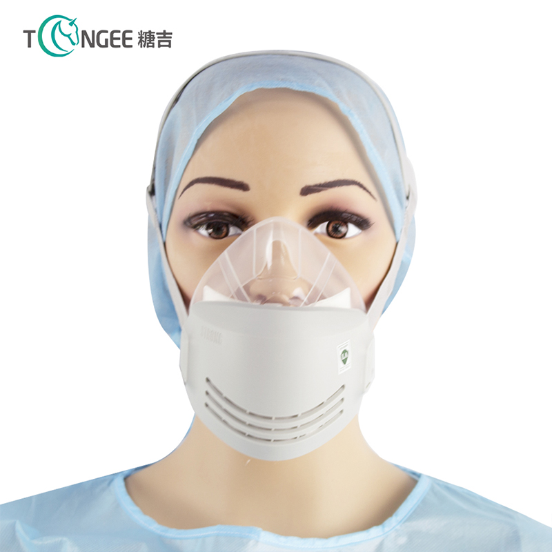 Tongee New Style Silica gel Filter cotton Face Shield Featured Image