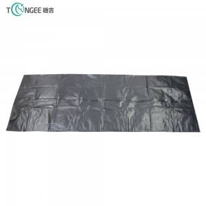 Environmental protection material PVC disposable Cadaver Coffin Funeral Body Bag