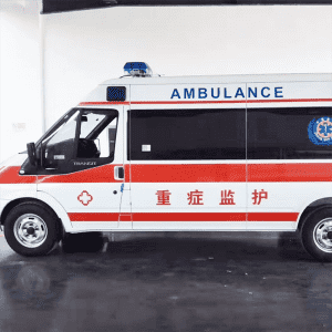 Negative Pressure Transfer Vehicle new equipment patient monitor ambulance vehicle emergency rescue car