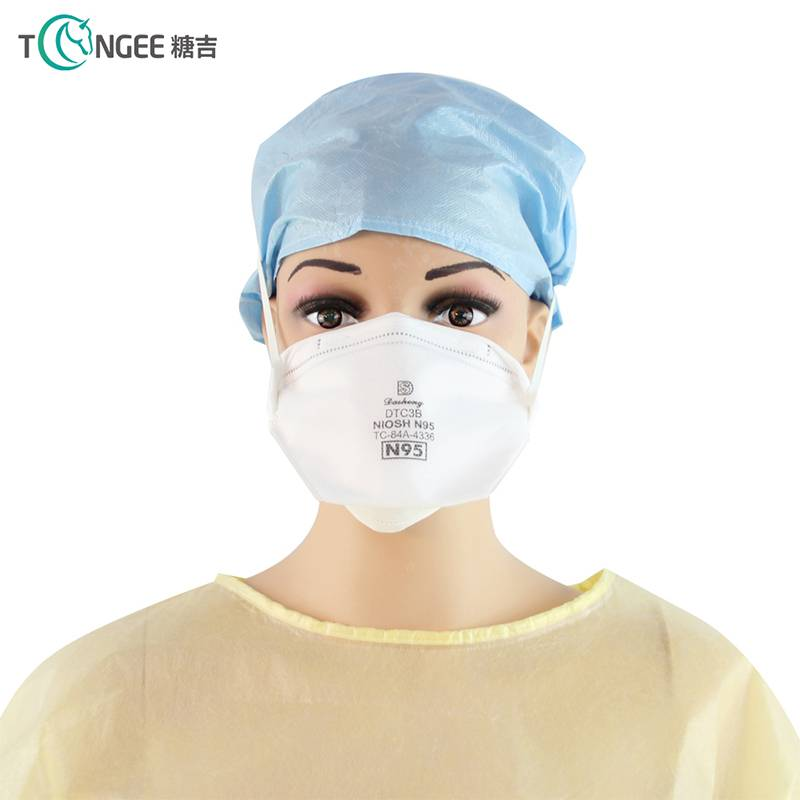 High quality manufacturer disposable KN95 mask ...