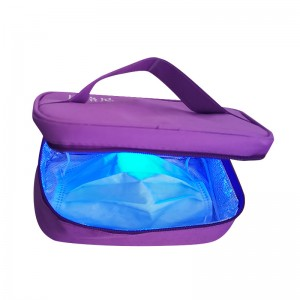 Factory production Wholesale portable led uv disinfection sterilizer bag