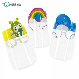Disposable Isolation Face Shield Adult Face Shield Children Face Shield