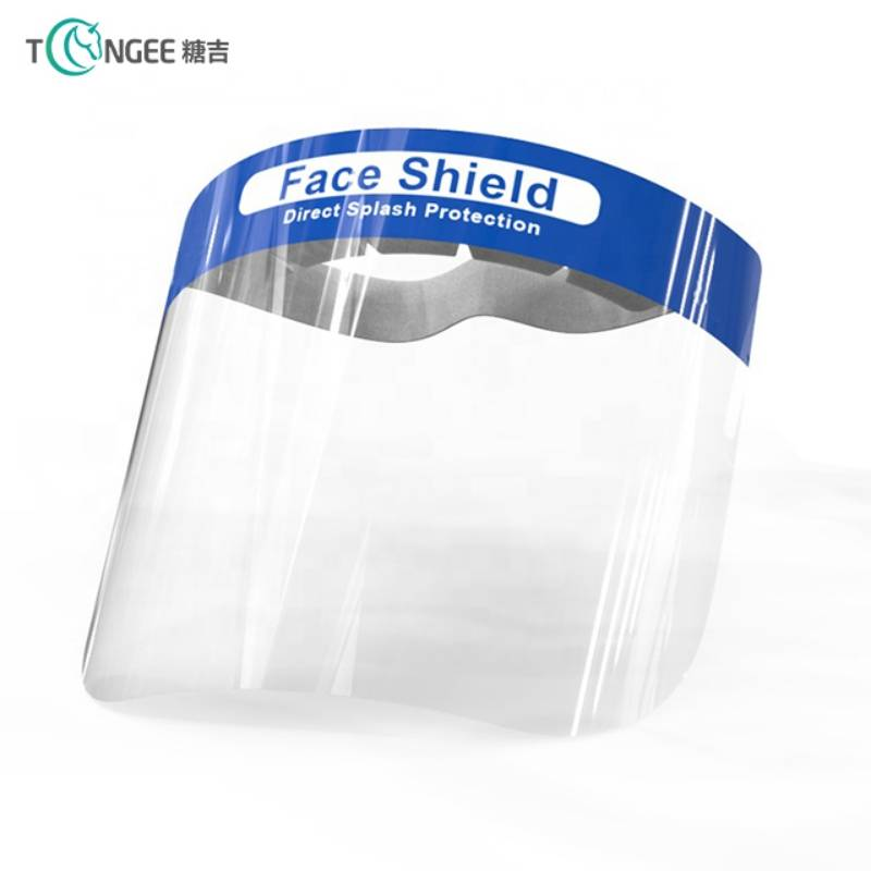 Factory Direct Sale Plastic Face Shield