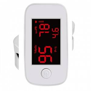 Pulse Oximeter Sleep Apnea Monitor Sleep Oxygen Sensor And Pulse Rate Monitor Oximeter
