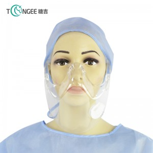 Tongee Upgraded model with valve riding face protection mask