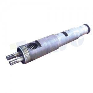 China Conical Twin Screw And Detachable Conical Barrels 2 factory and suppliers | Tanso