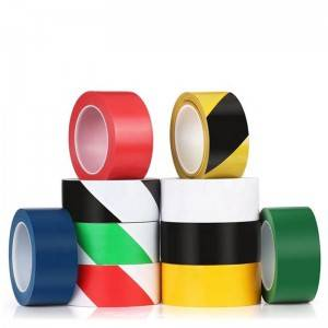 PVC Barrier tape