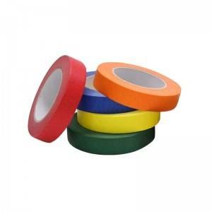 Colored Painter's Tape