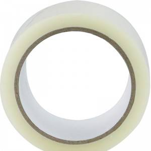 72MM 200M Clear Acrylic Sealing Tape