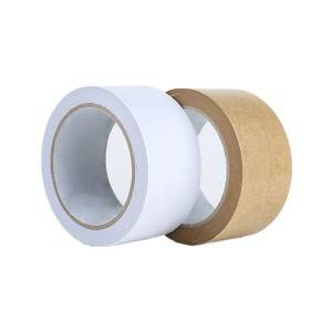 Environmental protection and practical Kraft paper tape