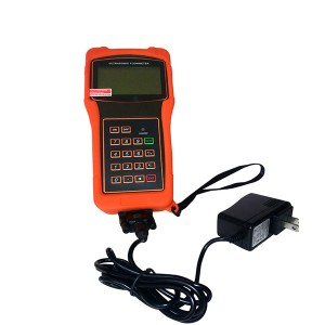 Clamp on Portable ultrasonic Flow Meter TUF-2000H