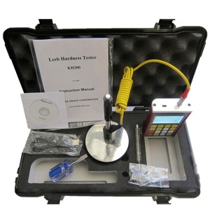 Portable Leeb Hardness Tester KH200