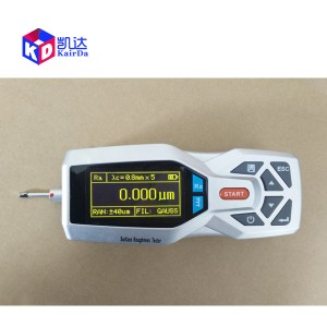 Sliver Color Surface Roughness Meter for laboratory