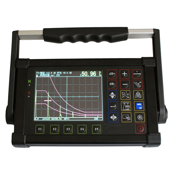 Digital Ultrasonic Flaw Detector KUT600 Featured Image