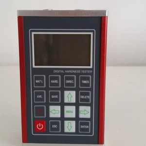 Portable Leeb hardness tester with Metal Shell KH210