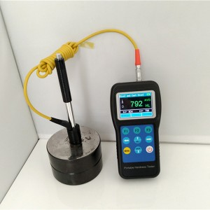 Color Display Portable Steel hardness tester KH190