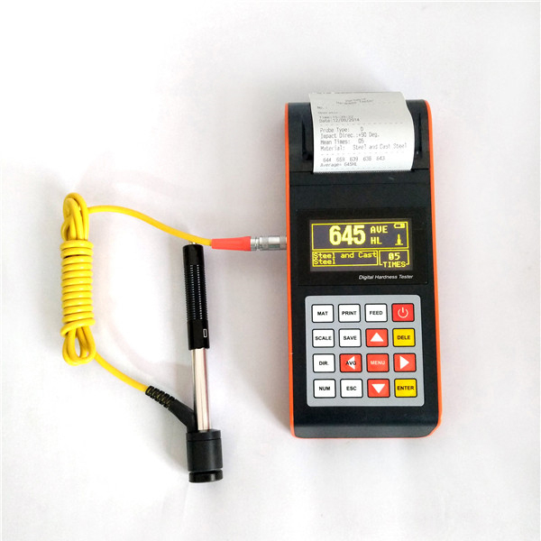 Portable Leeb Hardness Tester KH520 Featured Image