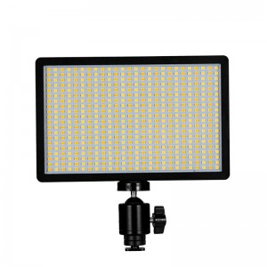 TL520 Photography Lamp LED 520 Fill Light Photo Lighting Light Small Photography LED Lamp