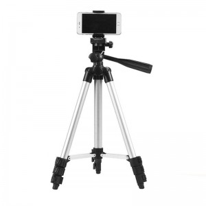 TT100 Mobile Phone Tripod Live Broadcast Stand Suitable