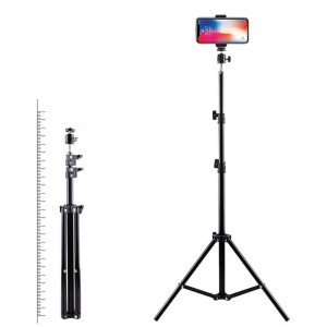 TT150 Photographic Lighting Stand 1.6m Ring Lamp Stand
