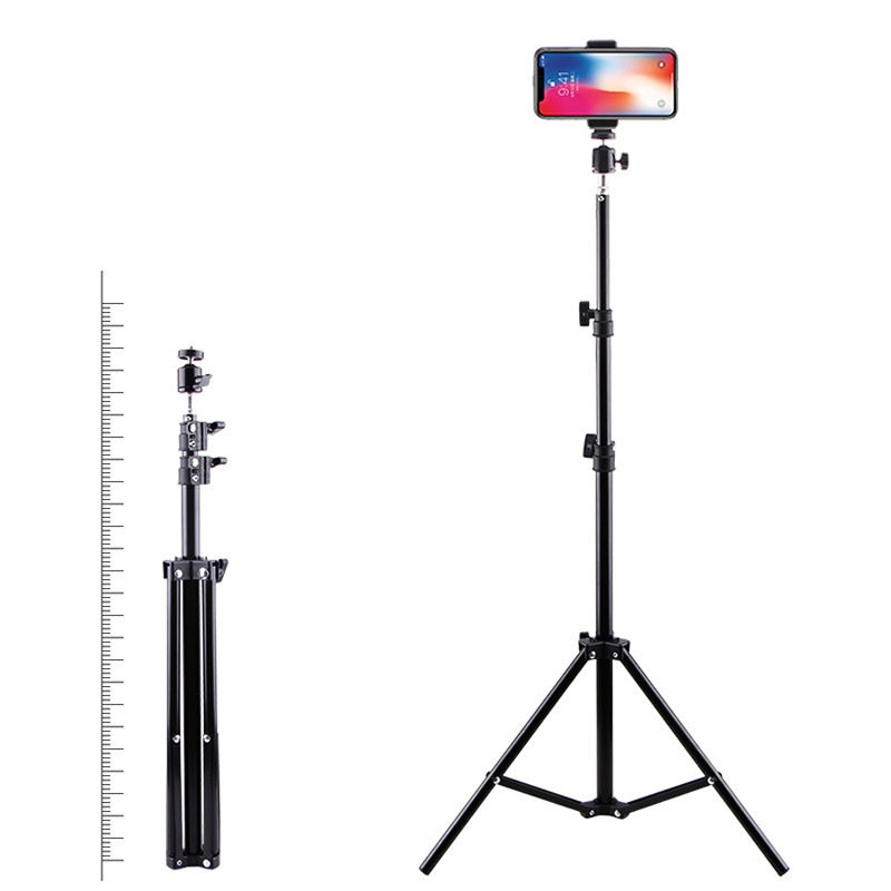 TT150 Photographic Lighting Stand 1.6m Ring Lamp Stand Featured Image