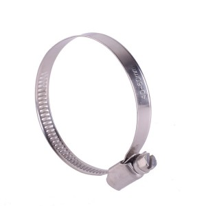 DIN 3017 German Type Worm Drive Hose Clamp