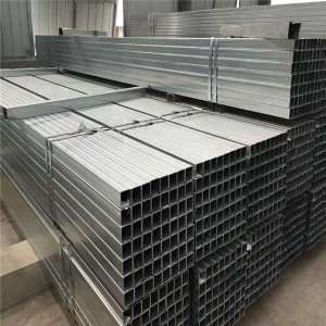 Galvanized Hollow Section & Tube