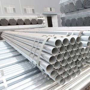Galvanzied Steel Pipe & Tube