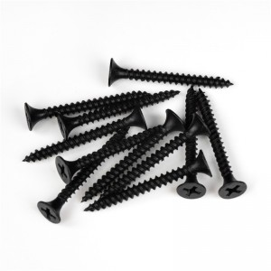 Drywall Screws Gypsum Board Screws  Phosphated ...
