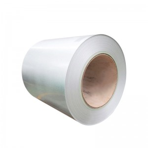 Hot sale GI steel coil with anti-finger - Aluzinc coil – Meijiahua