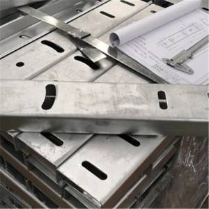 Arc Welded Steel Pipe - Precision Process on Steel-Galvanized U Attachment for Gound mounting – Rainbow