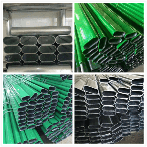 Factory Galvanized Steel Pipe for Greenhouse