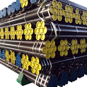 Epoxy powder coated pipe schedule alloy steel price of welded steel pipe 60mm diameter with fbe coating