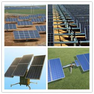 Solar Panel Ground Mounting Kit - Solar Mounting Structure System – Rainbow