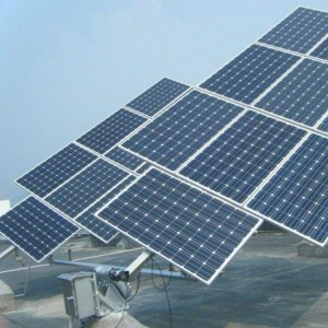 Fixed Solar Mounting System