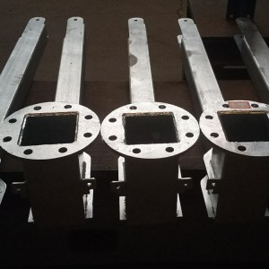 Solar Mounting Steel Brackets