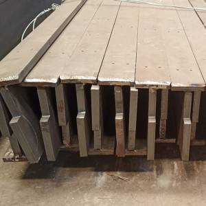 Welded T bar & T lintel