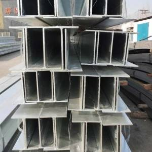 Galvanised steel T bar Steel Lintel