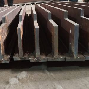 Standard T Lintel for Australia market surface hot dipped galvanized Z600gram/sqm