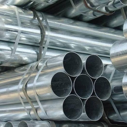 Trending Products China Shengteng Brand 5 Inch Galvanized Steel Pipe EMT Conduit Hot DIP Galvanized Steel Pipe
