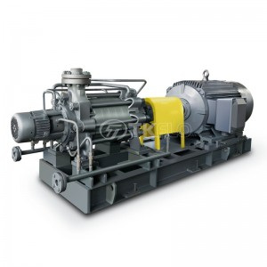 MC Series Horizontal Multistage Centrifugal High Pressure API 610 BB4 Chemical Pumps