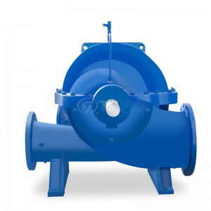 Horizontal Split casing centrifugal sea water destination pump