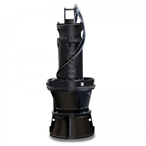 MVS Vertical Axial flow and Mixed flow submersible sewage pump