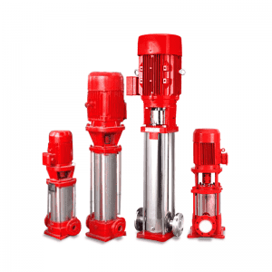 Multistage Fire Pump Stainless Steel Materials Jockey pump for fire