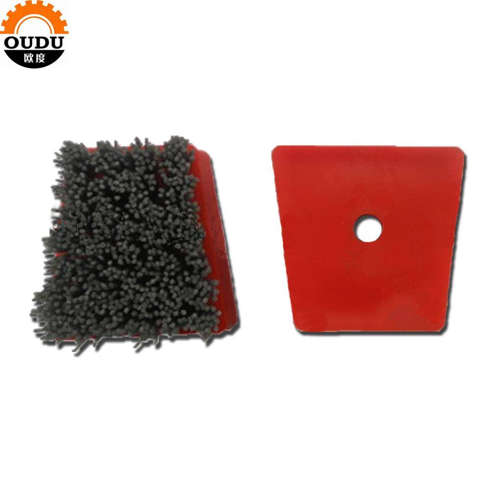 Stone Wire Frankfurt Nylon Brush Stone Wire Abrasive Brush