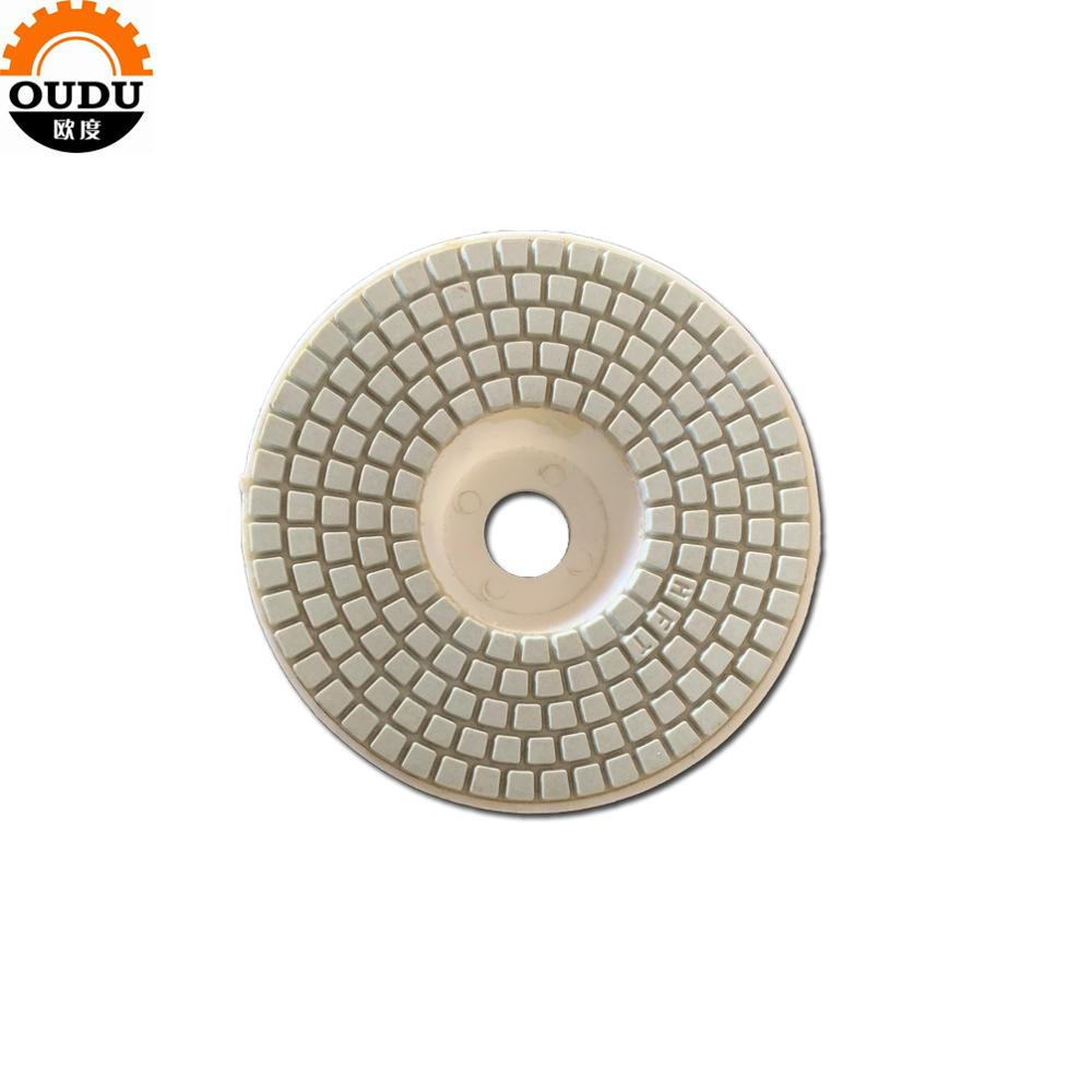 Plastic PDR stone wet polishing  pad tools for selling