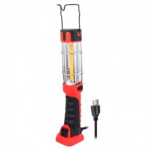 Best service OEM COB handheld work light, portable led car work light AC powered