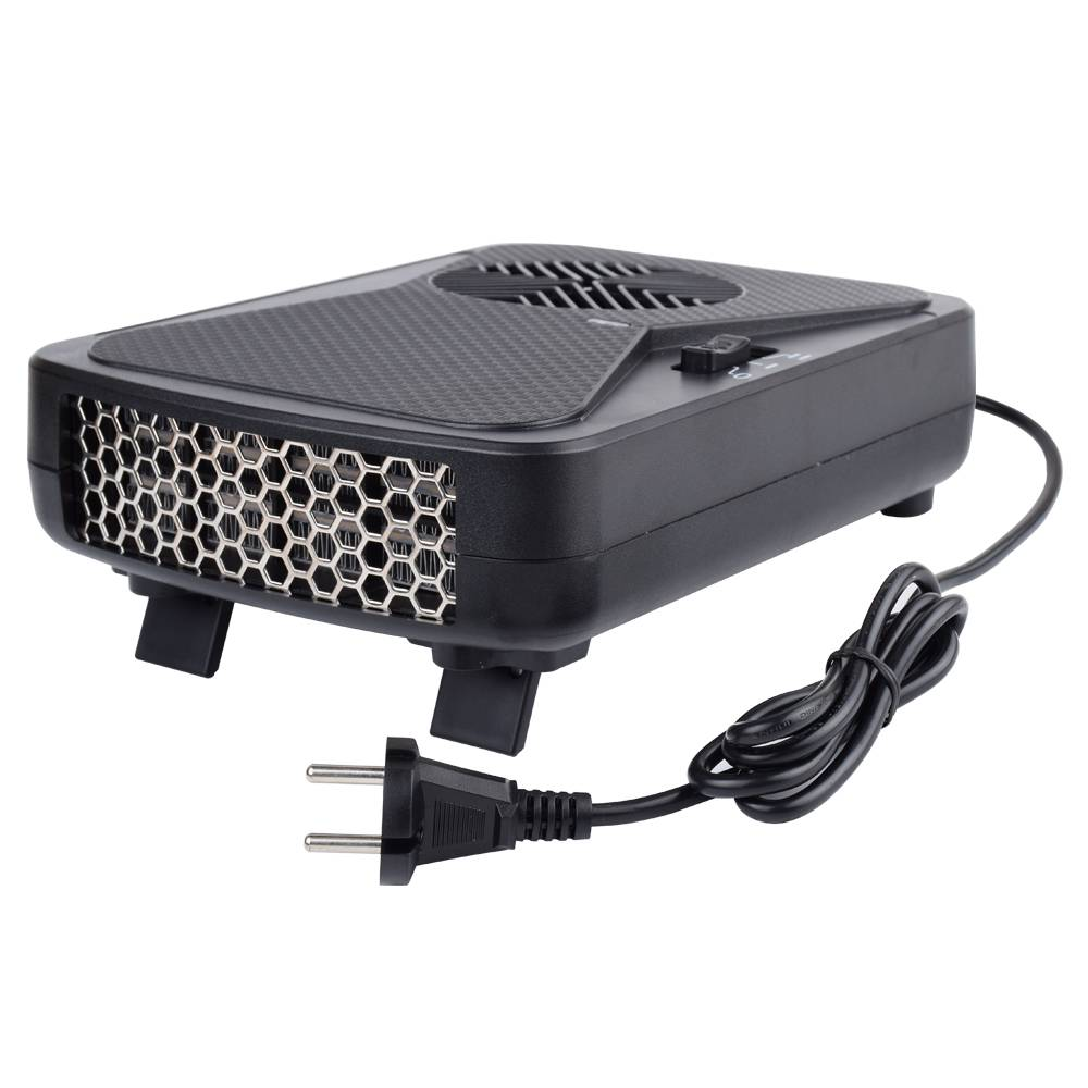 Ac110v/230v Ptc Two Settings 1200w/ 700w Car Cabin Heater Space Warmer Featured Image