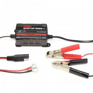 6V/12V, 0.75A Smart Battery Charger / Maintainer