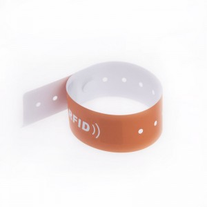 Disposable paper Wristband-PA004